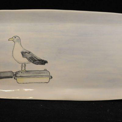 seagull platter