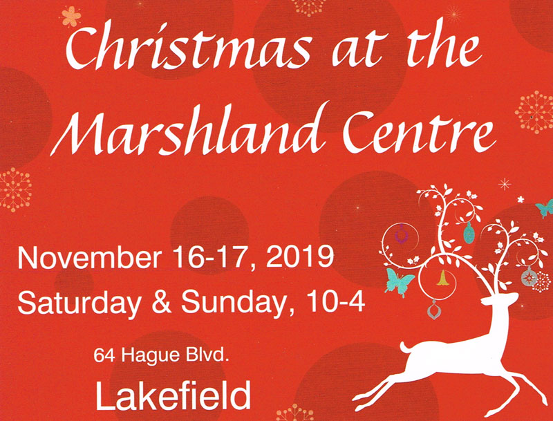 Christmas at the Marshland Centre