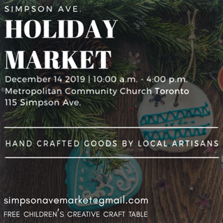 Simpson Avenue Holiday Market